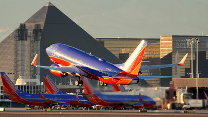 N796SW - Southwest Airlines Boeing 737-700