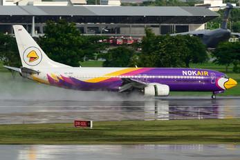 HS-DBC - Nok Air Boeing 737-800