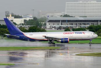 HS-BKC - Orient Thai Airlines Boeing 767-300ER
