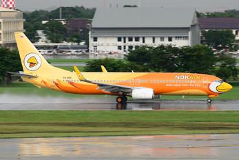 HS-DBF - Nok Air Boeing 737-800