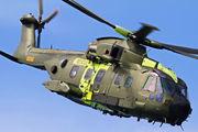 M-513 - Denmark - Air Force Agusta Westland AW101 512 Merlin (Denmark) aircraft