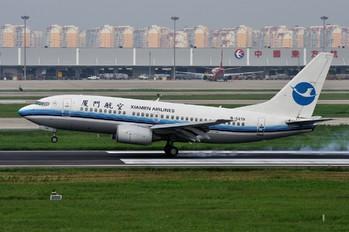 B-5219 - Xiamen Airlines Boeing 737-700