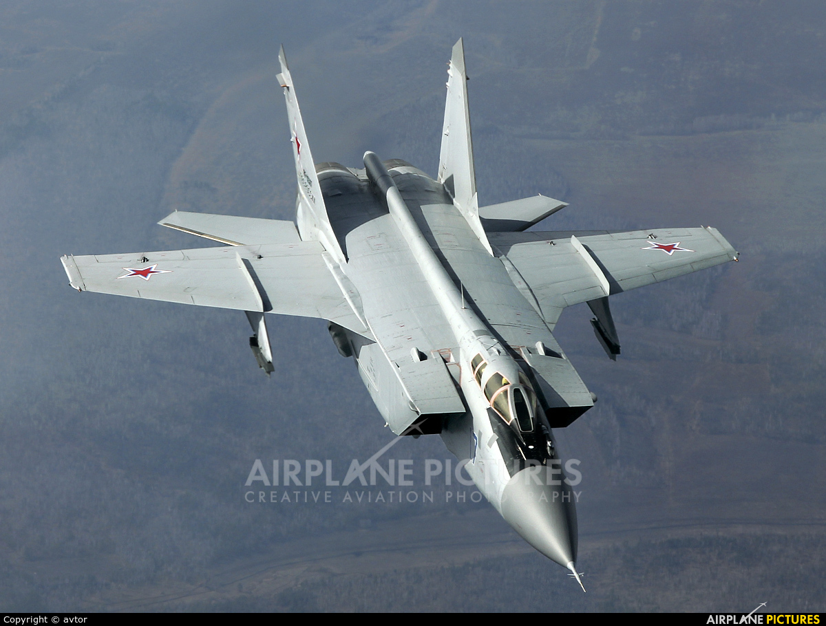 Russia - Air Force 17 aircraft at In Flight - Russia