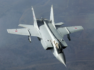 17 - Russia - Air Force Mikoyan-Gurevich MiG-31 (all models)