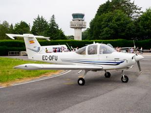 EC-DFU - Real Aero Club de Lugo Piper PA-38 Tomahawk