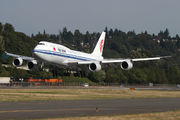 B-2485 - Air China Boeing 747-8 aircraft