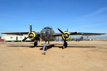 44-31032 - USA - Air Force North American B-25J Mitchell