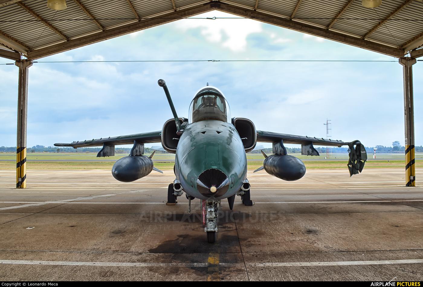Brazil - Air Force 5561 aircraft at Pirassununga (Campo Fontenelle)