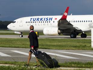 TC-JFV - Turkish Airlines Boeing 737-800