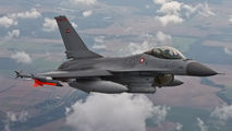 E-610 - Denmark - Air Force General Dynamics F-16A Fighting Falcon aircraft