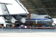 RF-78651 - Russia - Air Force Ilyushin Il-76 (all models) aircraft