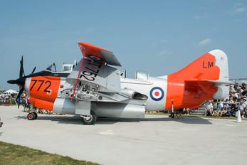 N752XT - Private Fairey Gannet T.5