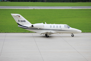 D-IHAG - Private Cessna 525 CitationJet