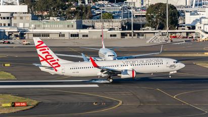 VH-YIB - Virgin Australia Boeing 737-800