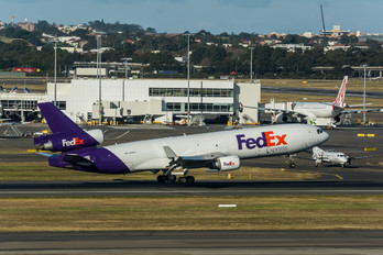 N590FE - FedEx Federal Express McDonnell Douglas MD-11F
