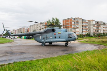 28 - Lithuania - Air Force Mil Mi-8T