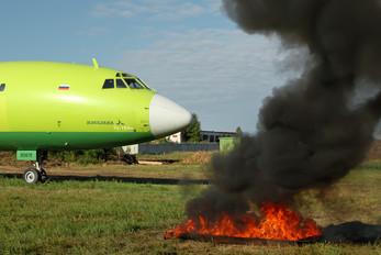 RA-85615 - Moskovia Airlines Tupolev Tu-154M