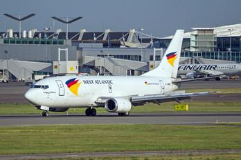 G-JMCM - West Atlantic Boeing 737-300F