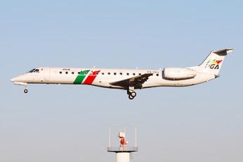 CS-TPJ - PGA Portugalia Embraer ERJ-145