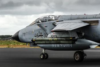 46+32 - Germany - Air Force Panavia Tornado - ECR