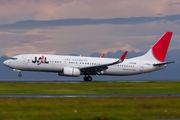 JA322J - JAL - Express Boeing 737-800 aircraft