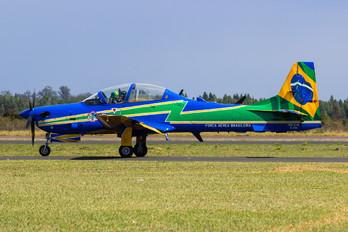 """FAB5710 - Brazil - Air Force """"Esquadrilha da Fumaça"""" Embraer EMB-314 Super Tucano A-29A"""