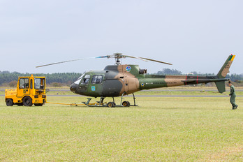 FAB8767 - Brazil - Air Force Helibras HB-350B Esquilo