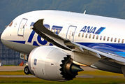 JA821A - ANA - All Nippon Airways Boeing 787-8 Dreamliner aircraft