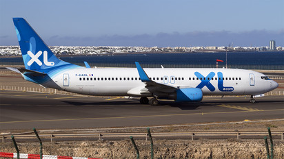 F-HAXL - XL Airways France Boeing 737-800