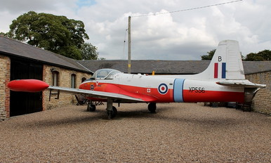 XP556 - Royal Air Force Hunting Percival Jet Provost