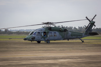 FAB8903 - Brazil - Air Force Sikorsky H-60L Black hawk