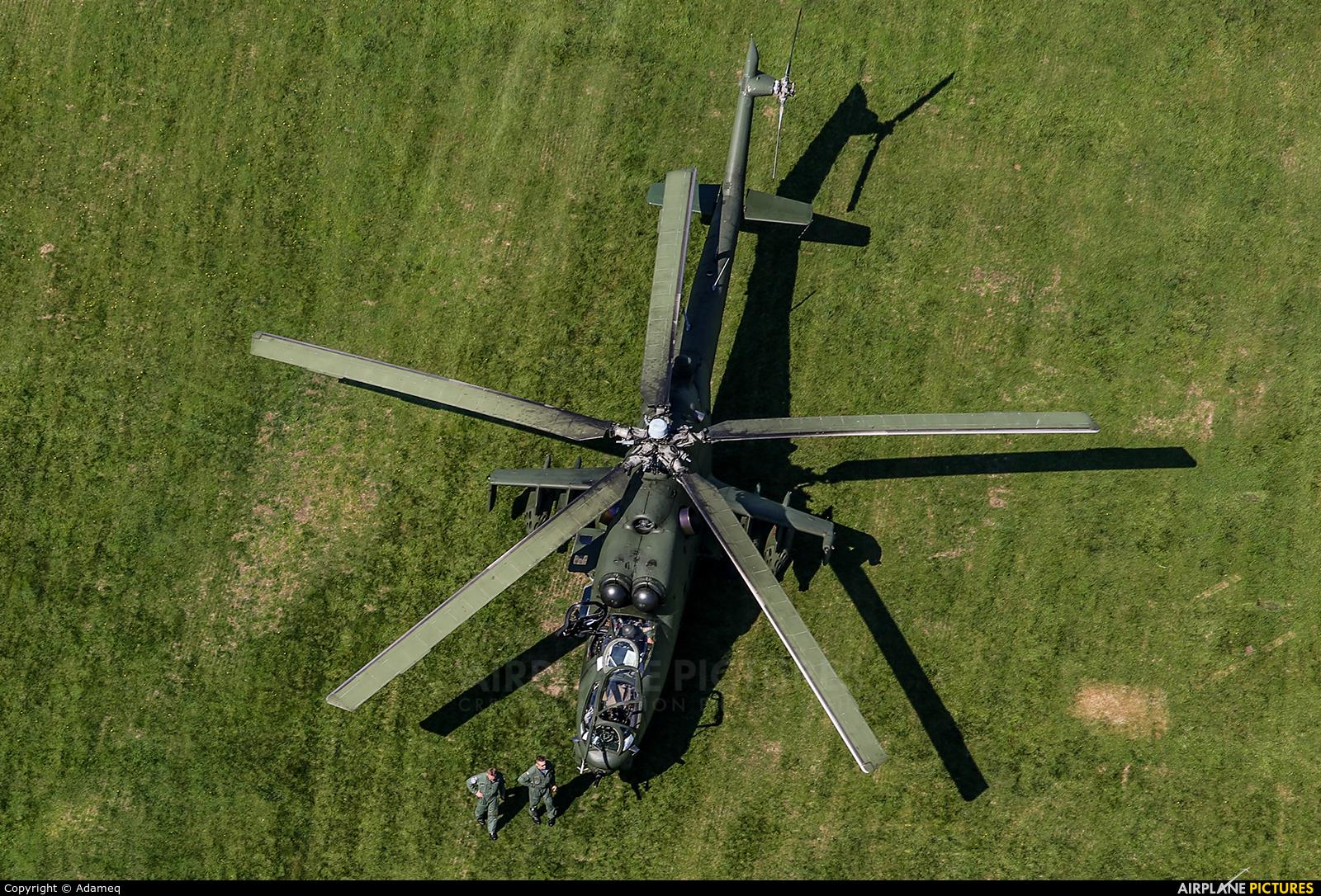 Poland - Army 272 aircraft at Nowy Targ