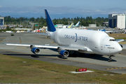 N718BA - Boeing Company Boeing 747-400LCF Dreamlifter aircraft