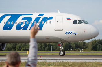 VP-BPO - UTair Airbus A321
