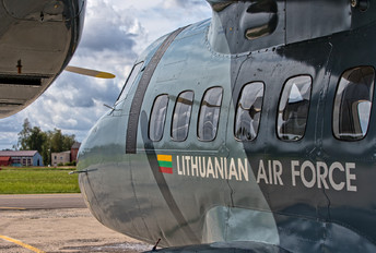 01 - Lithuania - Air Force LET L-410UVP Turbolet