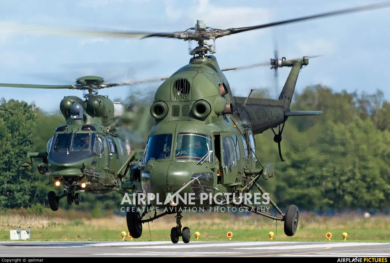 Poland - Army 7335 aircraft at Darłowo