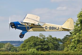 G-BBHJ - Private Piper J3 Cub