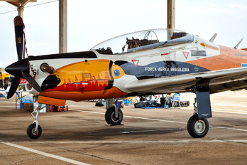 1361 - Brazil - Air Force Embraer EMB-312 Tucano T-27
