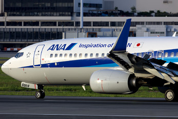 JA69AN - ANA - All Nippon Airways Boeing 737-800