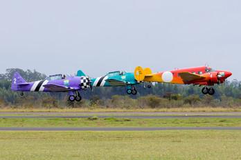 PT-DHI - Esquadrilha Oi Beechcraft 18 Twin Beech S series