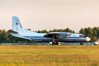 30 - Russia - Air Force Antonov An-26 (all models)