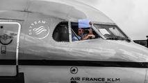 PH-KZM - KLM Cityhopper Fokker 70 aircraft