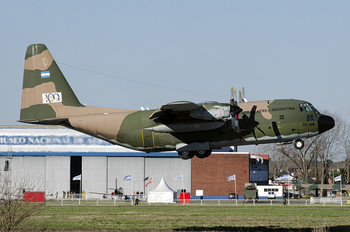 TC-66 - Argentina - Air Force Lockheed C-130H Hercules