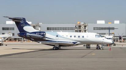 PT-ZFV - Embraer Embraer EMB-550 Legacy 500