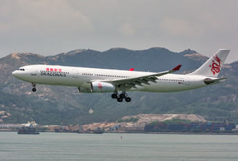 B-HLJ - Dragonair Airbus A330-300