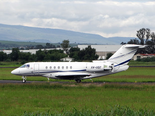 XA-UQZ - Private Hawker Beechcraft 4000 Horizon