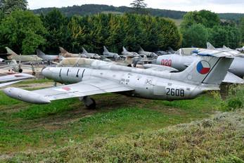 2608 - Czechoslovak - Air Force Aero L-29 Delfín