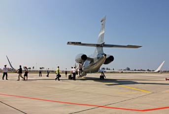 LX-EVM - Global Jet Luxembourg Dassault Falcon 2000 DX, EX