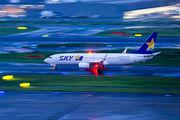 JA737U - Skymark Airlines Boeing 737-800 aircraft