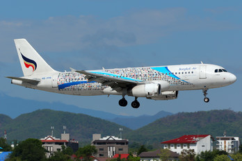HS-PPD - Bangkok Airways Airbus A320